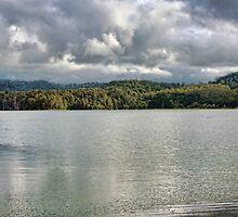 Lake Baroon III by jayneeldred