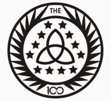 The 100 - Insignia by BadCatDesigns