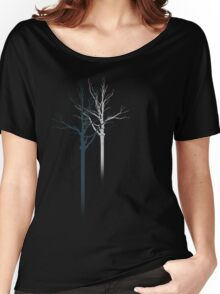 TREES2 Women's Relaxed Fit T-Shirt