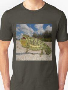 Flap-necked Chameleon - Namibia T-Shirt