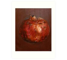 The Pomegranate Art Print