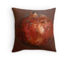 The Pomegranate Throw Pillow