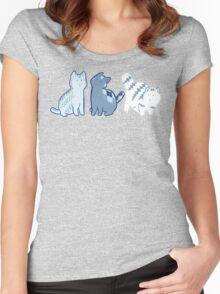 Knittens Women's Fitted Scoop T-Shirt