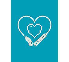 Wii Love Photographic Print