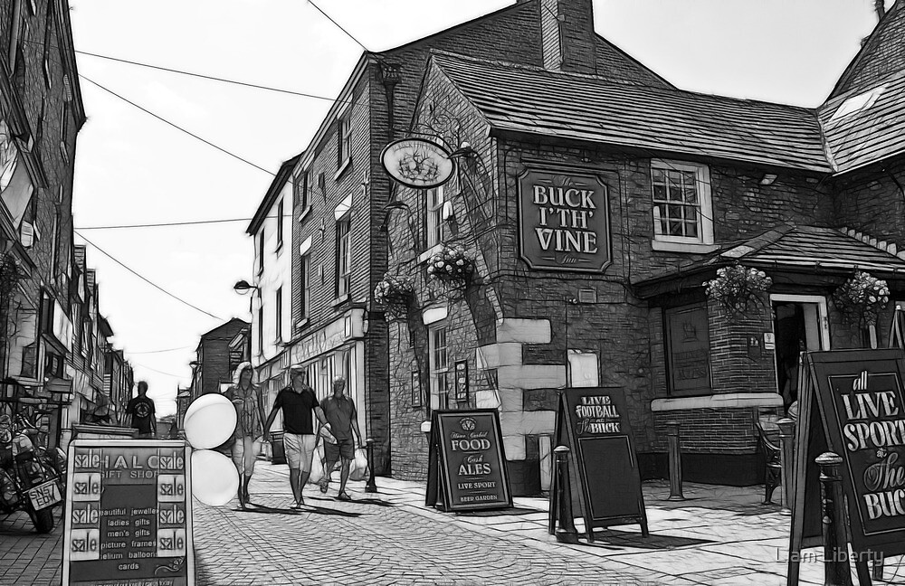 Buck i'th Vine - Ormskirk by Liam Liberty