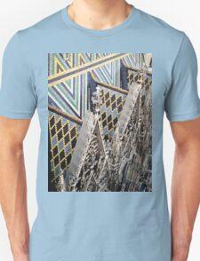 St. Stephan's Roof - Vienna, Austria T-Shirt