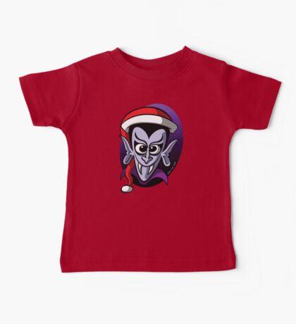 Christmas Dracula Baby Tee