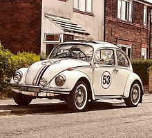 Herbie Comes To Ormskirk! by Liam Liberty