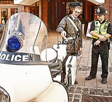Police Old & New by Liam Liberty