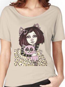Sugar Floss Women's Relaxed Fit T-Shirt