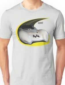 Here Comes Speed Racer Unisex T-Shirt