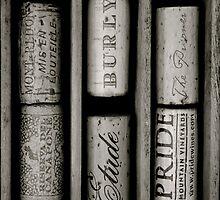 Bouchons De Vin by leslie wood