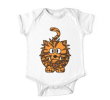 Goofy tiger One Piece - Short Sleeve