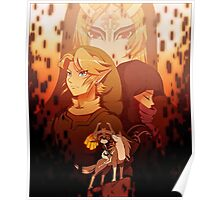 Legend of Zelda: Twilight Princess Poster