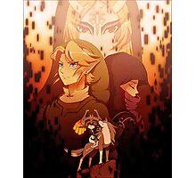 Legend of Zelda: Twilight Princess Photographic Print