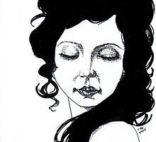Gypsy Girl by vertizart