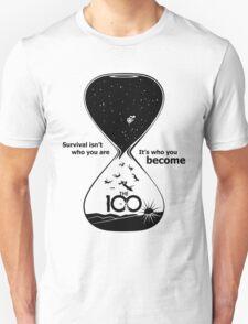 The 100 - Hourglass Unisex T-Shirt