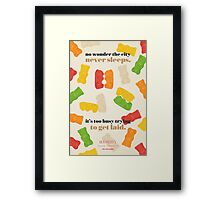 The Drought Framed Print
