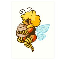Bumble Buzz Art Print