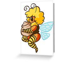 Bumble Buzz Greeting Card