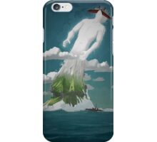 King Of The Sea iPhone Case/Skin