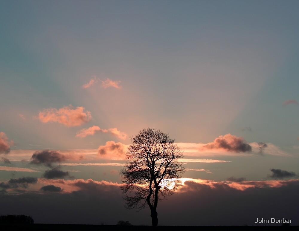 November Sunrise by John Dunbar