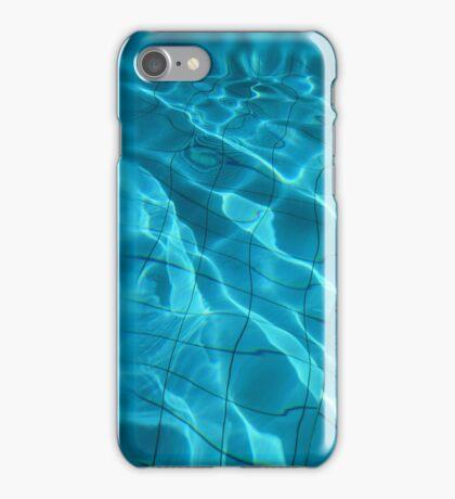 Swimming pool iPhone Case/Skin