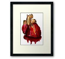 Heart2 0 Framed Print