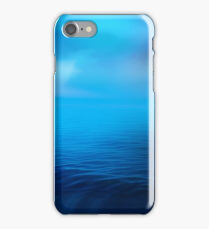 The Big Blue I for iPhone Case iPhone Case/Skin