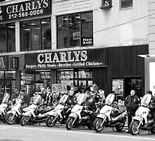 Time out for New York's NYPD by Catherine White Photography