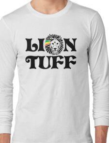 Lion Tuff HRZ BLK 2LN Long Sleeve T-Shirt