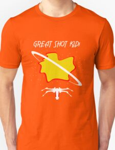 Great Shot Kid! - Han Solo Quote T-Shirt