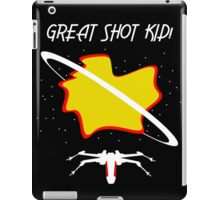 Great Shot Kid! - Han Solo Quote iPad Case/Skin