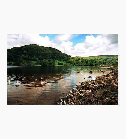 View of Rydal Water Photographic Print