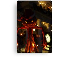 Haunted Mansion Holiday Canvas Print