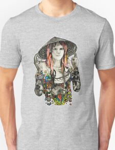 Leaking Colours T-Shirt