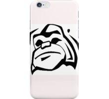 Gorilla iPhone Case/Skin