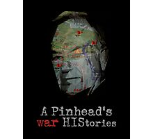 Bill O'Reilly: A Pinhead's War HIStories Photographic Print