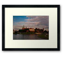 Wawel Framed Print