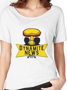 Team Dynamite News Women's Relaxed Fit T-Shirt