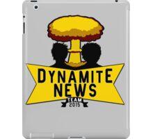 Team Dynamite News iPad Case/Skin