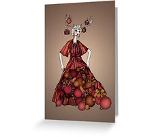 Dollhouse  Greeting Card