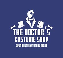 The Doctor's Costume Shop Unisex T-Shirt