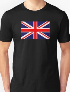Great Britain Flag Unisex T-Shirt