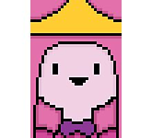 8-bit Princess Bubblegum Photographic Print