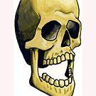 Skull by michelleduerden