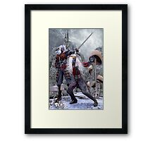 Shadow Elves: Loyalists Framed Print