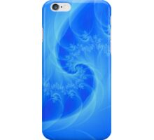 Journey to the Center of the Blues iPhone Case/Skin