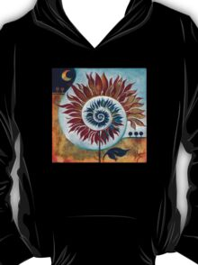 """""""At the Edge of Day and Night"""" from the series """"Tales from the Unknown Book"""" T-Shirt"""