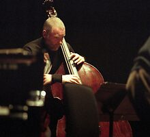 Dave Holland by Joe Glaysher